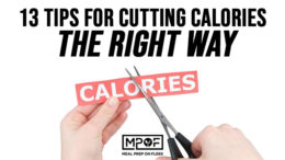 shows cutting calories
