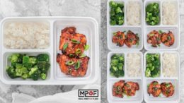 Korean BBQ Chicken Thighs