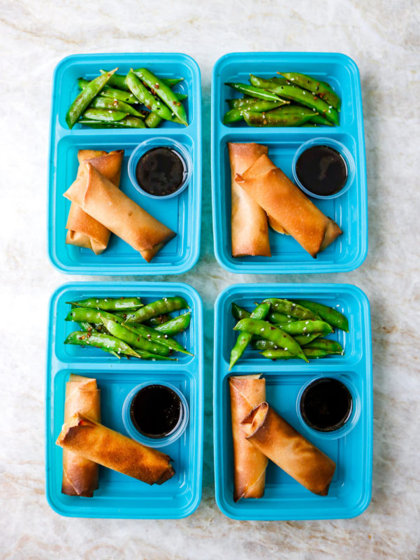 Air Fryer Egg Rolls