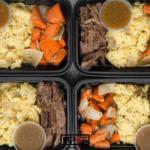 Meal Prep Menu: Week 1