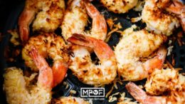 Air Fryer Coconut Shrimp Pinterest