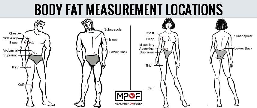 body-fat-measurement-locations