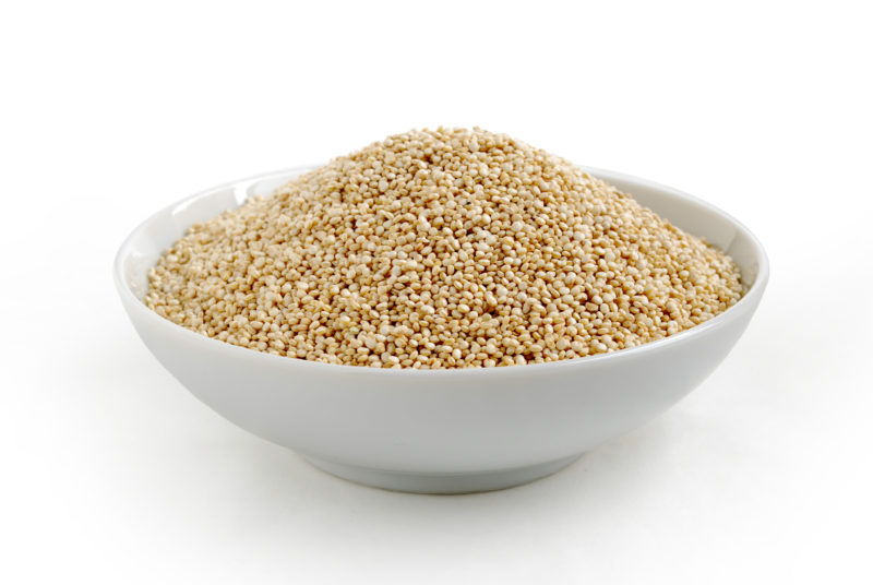 Bowl of Regular Quinoa