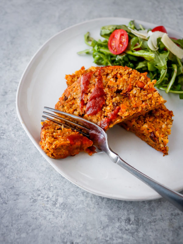 Sun Dried Tomato Meatloaf