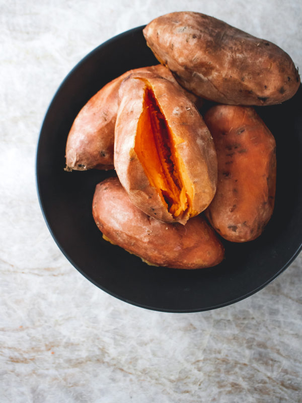 Crockpot Sweet Potatoes