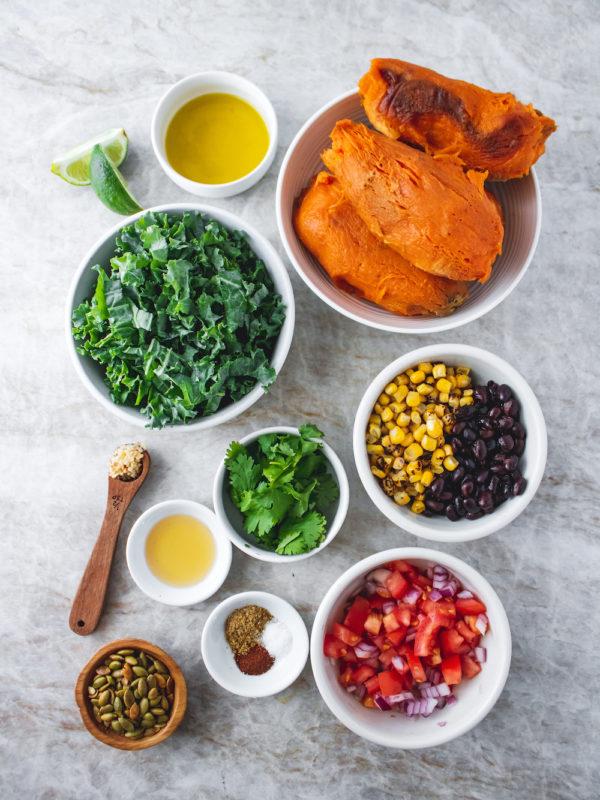 Vegan Chipotle Bowl