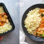 Meal Prep Menu: Week 18