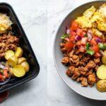 Meal Prep Menu: Week 17