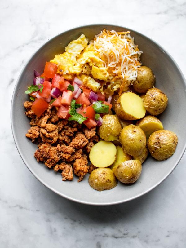 Breakfast Taco Bowls