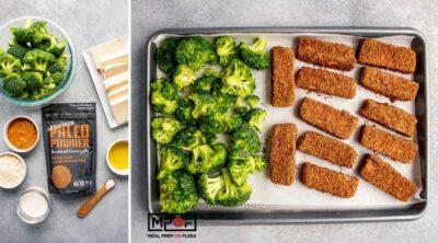 Crispy Sheet Pan Tofu