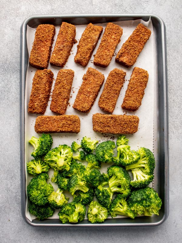 Crispy Sheet Pan Tofu