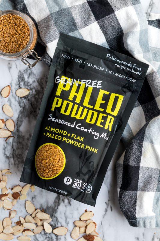 gluten free breading paleo powder