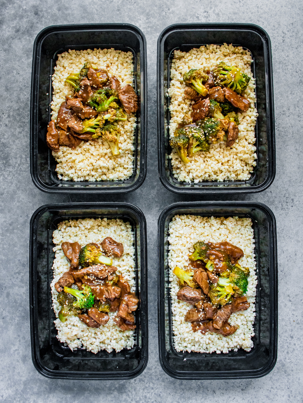 Five-Spice Beef and Broccoli