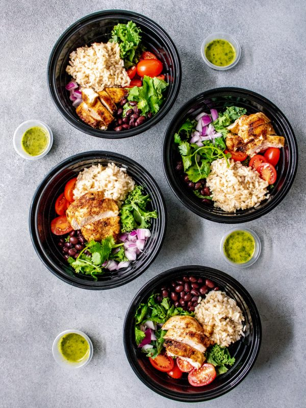 Chipotle Brown Rice Grain Bowl