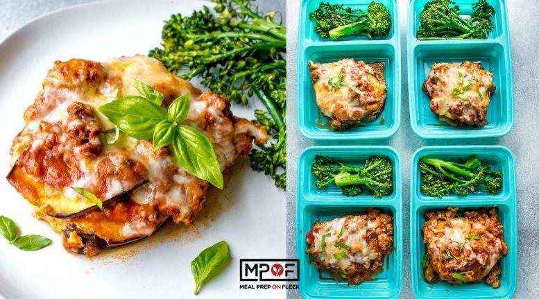 Low Calorie Eggplant Lasagna 777x431