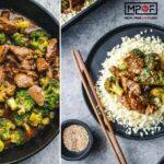 Meal Prep Menu: Week 34