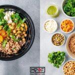 Thai Crunch Quinoa Grain Bowl Bowl
