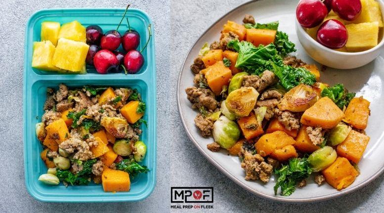 AIP-FRIENDLY BREAKFAST HASH meal prep