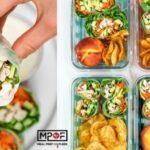 Meal Prep Menu: Week 25