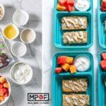 Meal Prep Menu: Week 27