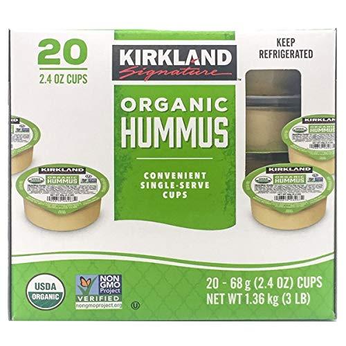 kirkland organic hummus