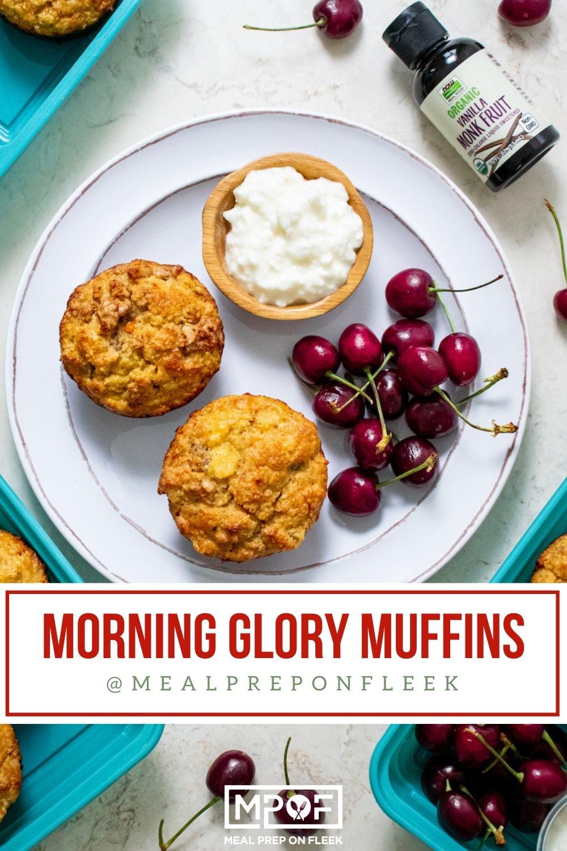 MORNING GLORY MUFFINS Pin