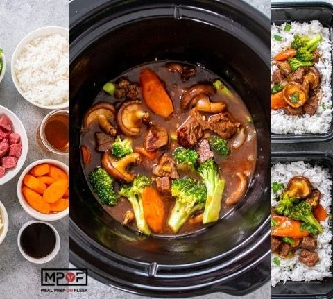 Slow Cooker Asian Beef Stew